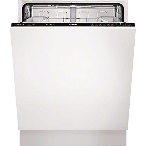 AEG F45020VI1P Totalmente integrado 12cubiertos A+ lavavajilla ...