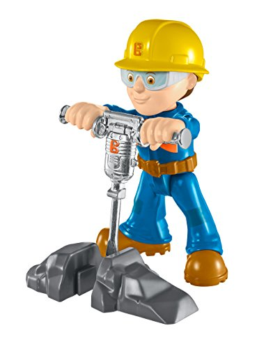 Fisher-Price Bob The Builder, Rock Splitting Bob