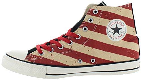 Converse Chuck Taylor All Star Sæsonmæssige Farve Hi Sort / Brand Mursten SapqOKOyh