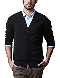 Men's K|G Series Shawl Collar Cardigan Sweater