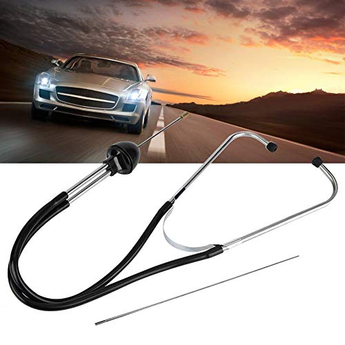 Acouto Car Engine Cylinder Stethoscope, Automotive Mechanics Engine Repair Tester Diagnostic Tool Car Engine Diagnostic Stethoscope Tool with 215mm Extended Probe by Acouto (Image #6)