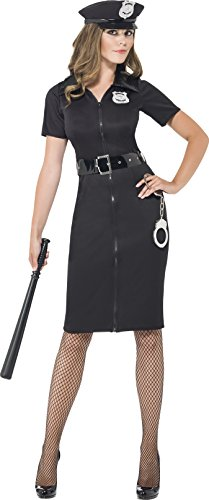 Smiffys-Womens-Constable-Cutie-Costume
