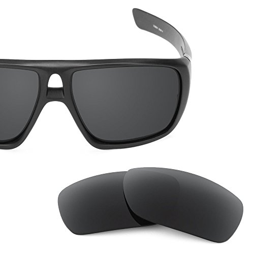 Revant Replacement Lenses for Oakley Dispatch 1 Stealth Black (1 Sunglasses Replacement Lenses)