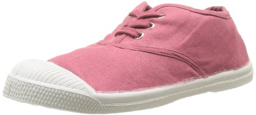 Bensimon Tennis Lacet - Zapatillas Unisex adulto Rose Thé 438