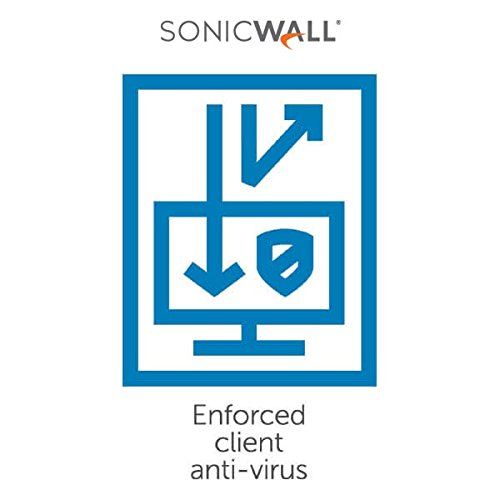 Sonicwall 01-SSC-5405 | SONICWALL ENFORCED CLIENT ANTI-VI...