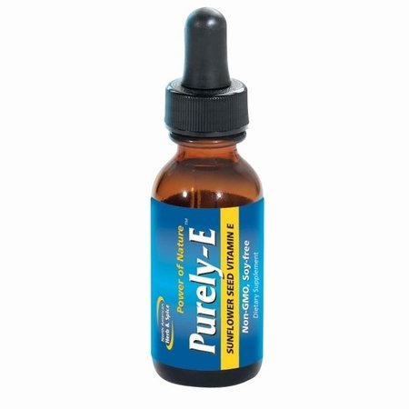Purely-E – Sunflower Seed Vitamin E – 1 oz. For Sale