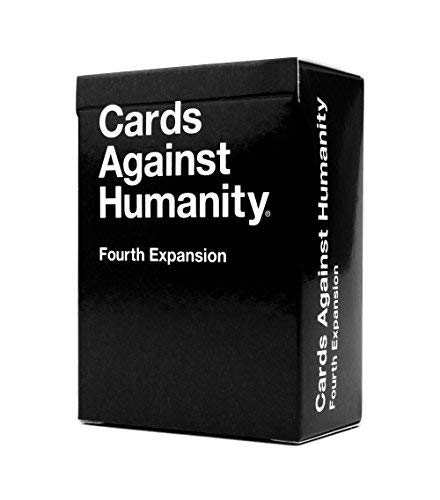 Cards Against Humanity - Fourth Expansion