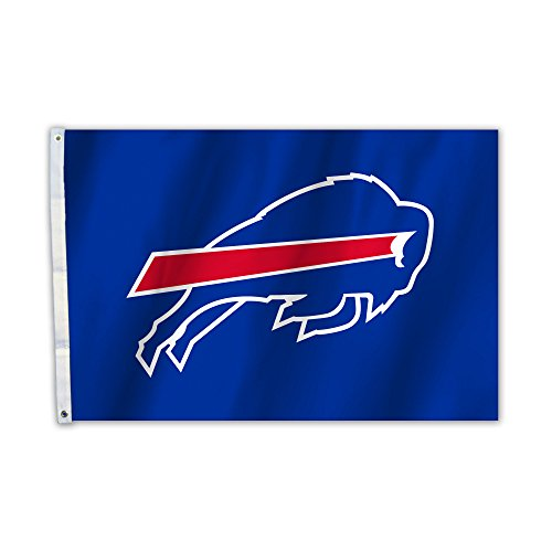 - Fremont Die NFL Buffalo Bills 2 x 3-Foot Flag
