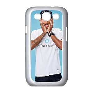 Pharrell Williams Samsung Galaxy S3 9300 Cell Phone Case White Tgumm