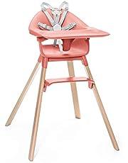 Stokke Clikk High Chair - Sunny Coral