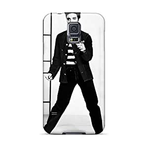 Bumper Hard Phone Case For Samsung Galaxy S5 (PkR16351dHnj) Unique Design Attractive Lullacry Band Pictures