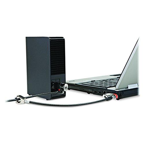 Kensington K64638WW ClickSafe Keyed Twin Laptop Lock