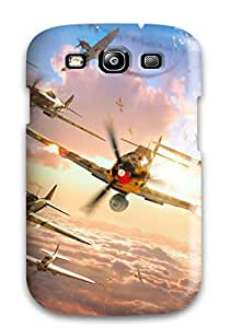 Premium [JfjGNrl2934GHvdq]world Of Warplanes Game Case For Galaxy S3- Eco-friendly Packaging