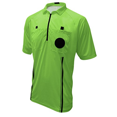 750b3ea99 Winners Sportswear New USSF Pro Soccer Referee Jersey (2018 USSF Green