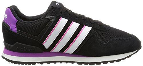 Damen Negbas Ftwbla adidas Sportschuhe Black W Pursho 10K q1XqTxtwf