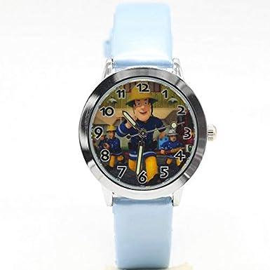 Amazon.com: Childrens Watches Fireman Sam Watches Children Kids Boys Gift Watch Casual Quartz Wristwatch Relogio Relojes - by Tini - 1 PCs: Cell Phones & ...