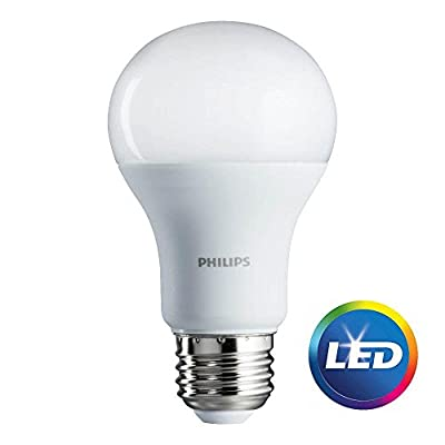 Philips 100W Equivalent Daylight LED Light Bulb (8-Pack)