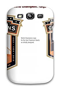 ChrisWilliamRoberson Galaxy S3 Hybrid Tpu Case Cover Silicon Bumper San Francisco Giants