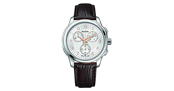 43e202cdda7 Balmain Casual Watch For Men Analog Leather - B56415224: Amazon.ae:  RIVOLI_uae