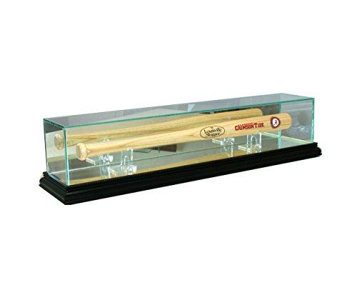 Perfect Cases MNIBSBT-B Mini Bat Display Case44; Black