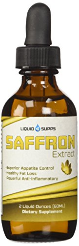 Liquid Supps Liquid Saffron 2 Oz.