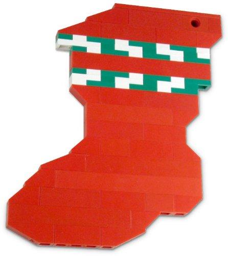 LEGO Christmas Mini Figure Set #40023 Holiday Stocking Bagged, Baby & Kids Zone