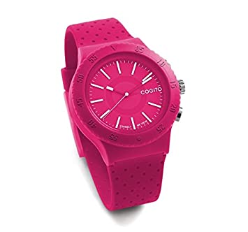 Cogito Pop - Smartwatch (USB, Bluetooth), Rosa: Amazon.es ...