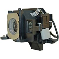 Electrified ELPLP40 Replacement Lamp with Housing for Epson Projectors