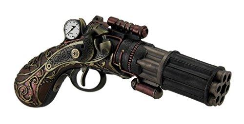 steampunk pistol resin - 4