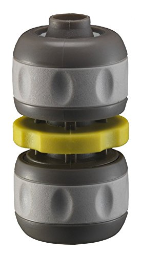 Nelson 2 Pack 5/8 Inch and 3/4 Inch Compression Fit Hose Mender - Repair Coupling for Garden Hoses - 50410