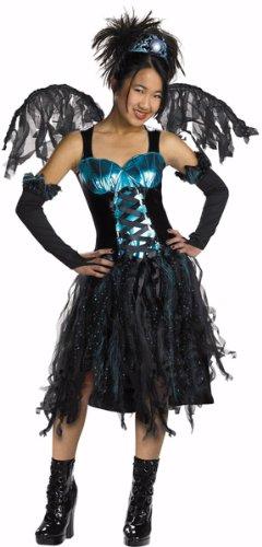 Aqua Fairy Teen Gothic Costume Size: L (10-12)