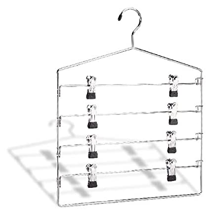 Organize It All 5-Tier Swing Arm Slack Rack (1302W-6)
