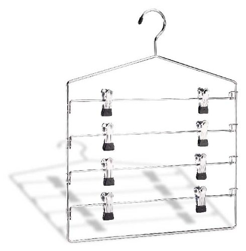 Organize All 0300W B 4 Tier Chrome product image