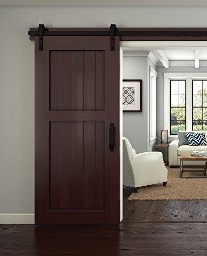 National Hardware N186 960 Decorative Interior Sliding Door Import It All