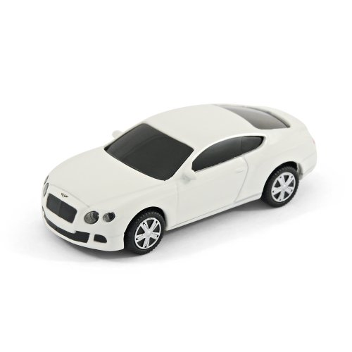 Bentley Continental GT Car USB Memory Stick 8Gb - White (Memory Stick Products)