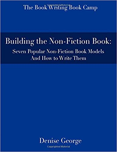 Building The Non Fiction Book Seven Popular Non Fiction Book Models