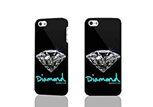 Shiny Diamond Supply CO 3D Rough Case Skin, fashion design image custom , durable hard 3D case cover for ipod touch 4 , Case New Design By Codystore
