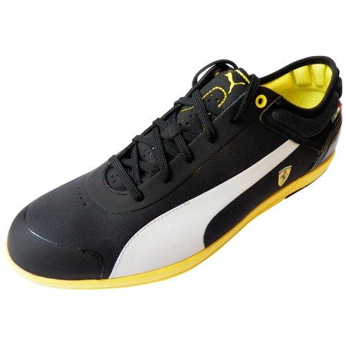 yellow ferrari shoes - 7
