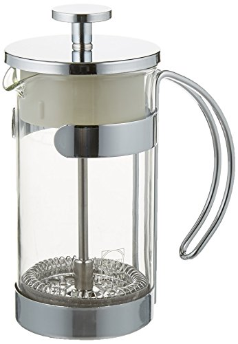 Norpro 10 oz CHROME COFFEE/TEA PRESS ()