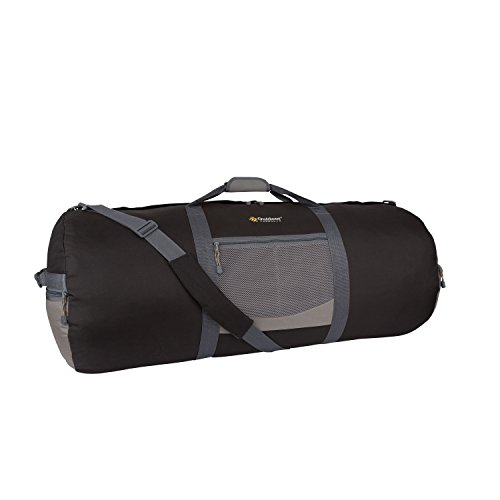 (Outdoor Products Utility Duffle, Large, Black)