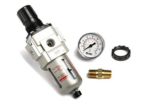 NOS 14250NOS Cryogenic Refill Pump Station Filter/Regulator - Nos Refill Pump