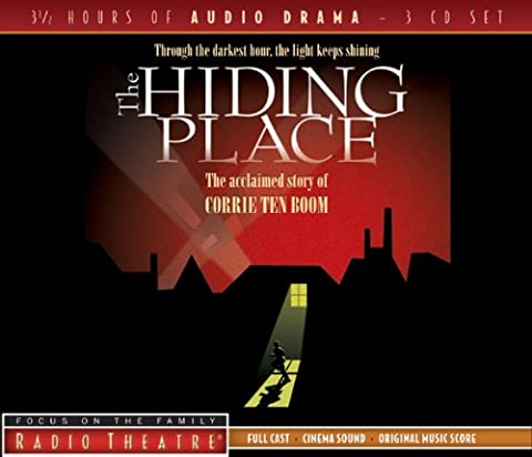The Hiding Place (Radio Theatre) (Cd Audio Book Fiction)