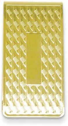 Gold-tone Money Clip