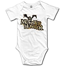 Monster Hunter Baby Onesie Infant Clothes