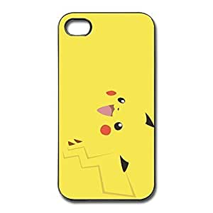 Pokemon Pocket Monster Pikachu Full Protection Case Cover For IPhone 4/4s - Heart Shell