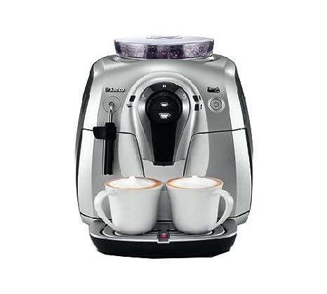 Saeco Xsmall Plus, Plata, 1500 W, 230 MB/s, 50 Hz, 295 x 420 x 325 mm, 6900 g - Máquina de café: Amazon.es: Hogar
