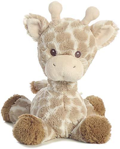 Aurora World Baby   Loppy Giraffe Musical Plush, 11.5 Inch