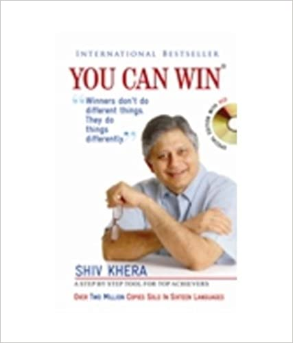 You Can Win (With VCD) 3rd Edition price comparison at Flipkart, Amazon, Crossword, Uread, Bookadda, Landmark, Homeshop18