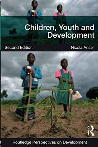 Children, Youth and Development (Routledge Perspectives on Development)