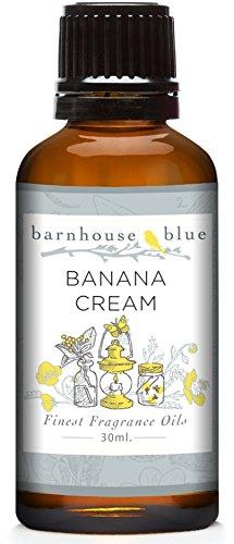Barnhouse - 30ml - Banana Cream - Premium Grade Fragrance Oil Barnhouse Blue